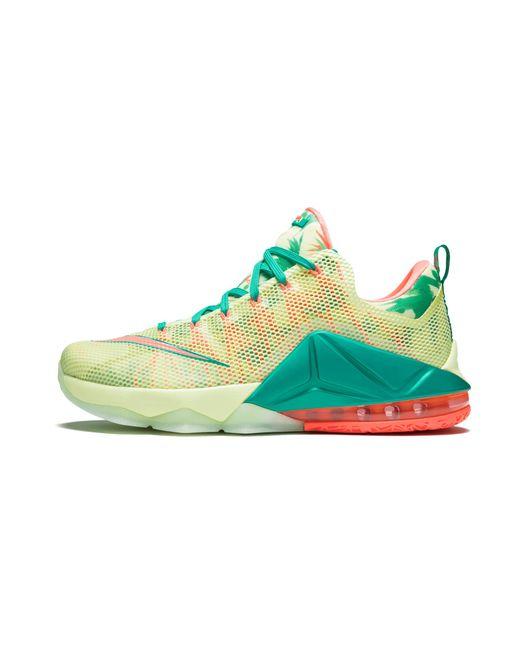 Nike - Multicolor Lebron 12 Low Prm for Men - Lyst ... 4c760e0dd