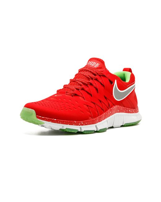 32762a1c4ff1 Lyst - Nike Free Trainer 5.0 V4 in Red for Men - Save 35%