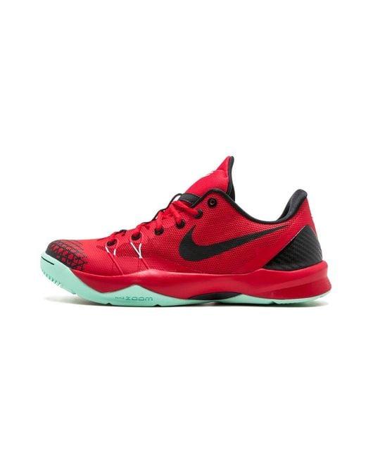 big sale 94d84 6e1d7 Nike - Red Zoom Kobe Venomenon 4 - Size 8.5 for Men - Lyst
