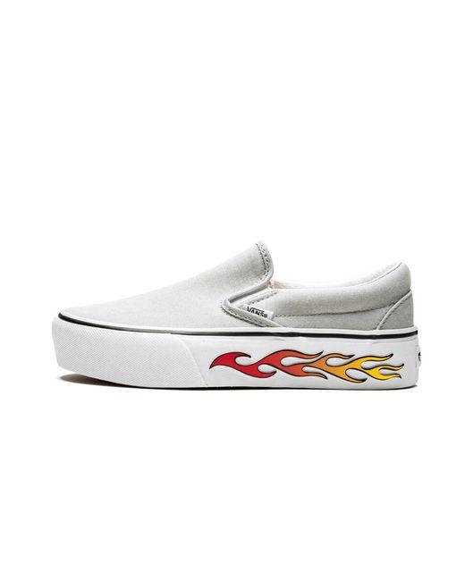 vans classic slip on size 4