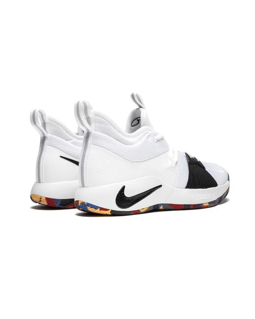 new products 9a1e3 293f8 Nike Pg 2 Ts in White for Men - Save 33% - Lyst