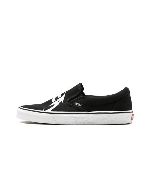 99964a54a04fe6 Vans Classic Slip-on in Black for Men - Save 1% - Lyst