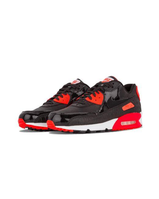 8d0275eae47 ... Nike - Black Air Max 90 Anniversary for Men - Lyst ...