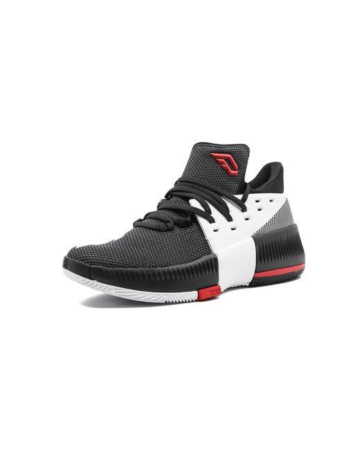 55bb97a6cc31 ... Adidas - Black D Lillard 3 J for Men - Lyst ...