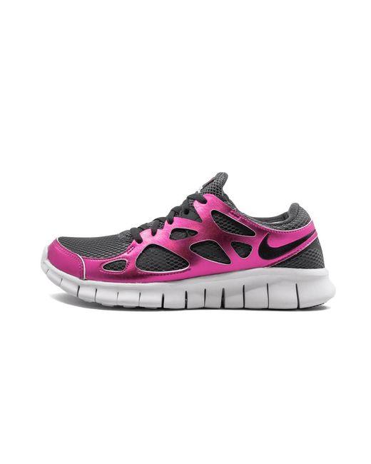 de84481251cc Lyst - Nike Womens Free Run+ 2 Prm Ext in Black for Men