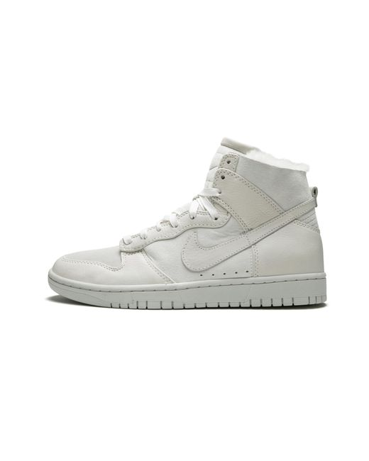 Nike - White Dunk Lux Sp Sherpa - Lyst