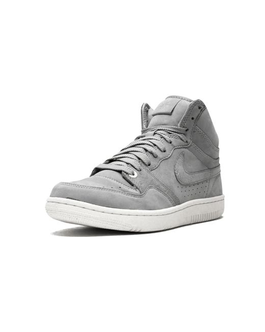 f083e89eeb0df6 ... Nike - Gray Court Force High Lux for Men - Lyst ...