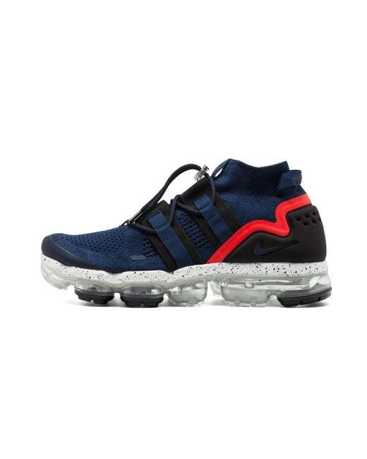 d084e91ba32e6 Lyst - Nike Air Vapormax Fk Utility in Blue for Men - Save 25%