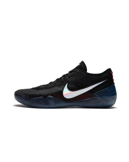 new concept c442d 8f502 Nike - Black Kobe Ad Nxt 360 for Men - Lyst. View fullscreen
