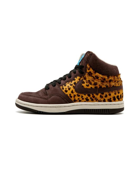Nike - Multicolor Wmns Court Force Hi Premium for Men - Lyst ... 403eaac1f