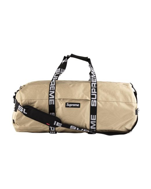 Supreme Multicolor Large Duffle Bag Lyst
