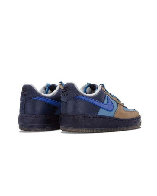 ... Nike - Blue Air Force 1 Low Io Premium for Men - Lyst ... f3e519b99