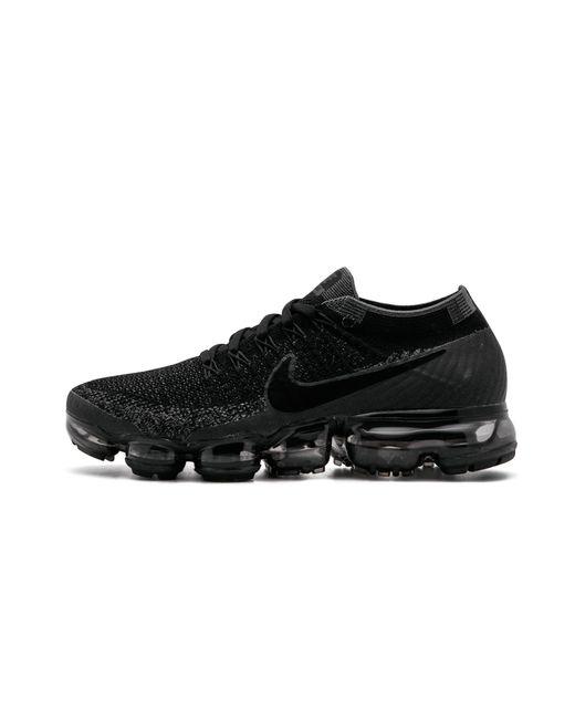 bfcfd5f9aa5a Nike - Black Wmns Air Vapormax Flyknit - Lyst ...