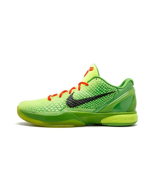 66cc9c7eed4 Lyst - Nike Zoom Kobe 6 in Green for Men - Save 13%