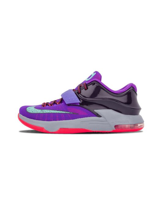 release date 34971 b3fe2 Nike - Purple Kd 7  lightning 534  - Size 9 for Men - Lyst