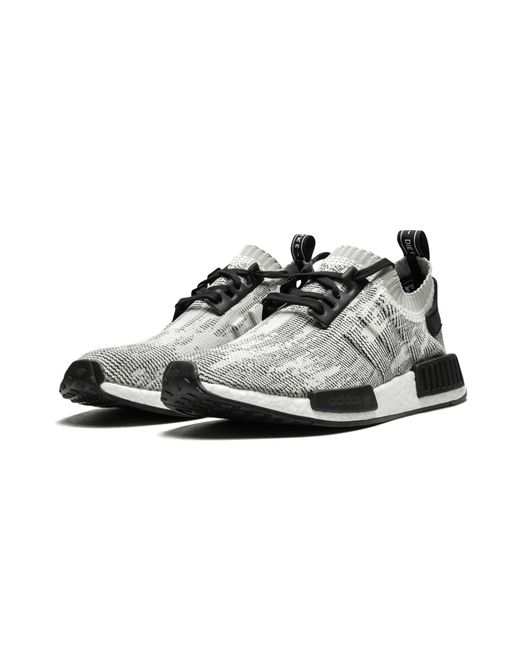 adidas Nmd R1 Trainers in Black for Men Lyst