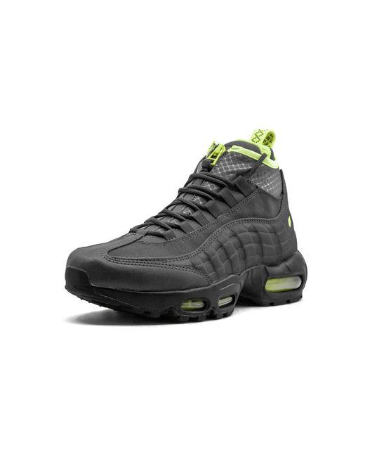 quality design 63526 3232c ... Nike - Black Air Max 95 Sneakerboot for Men - Lyst ...