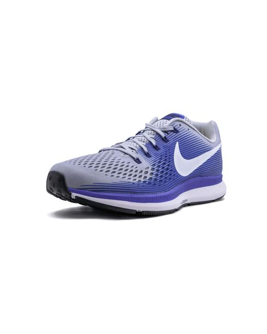 d10da9af1f115 ... Nike - Blue Air Zoom Pegasus 34 for Men - Lyst ...
