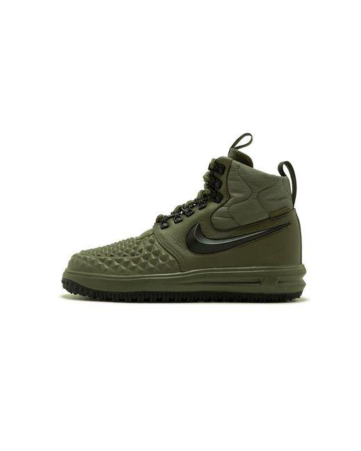 timeless design e45a2 fd981 Nike. Men s Green Lunar Force 1 Duckboot   ...