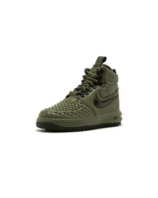 67b2a2dd2ffe ... Lyst Nike - Green Lunar Force 1 Duckboot  17 for Men ...