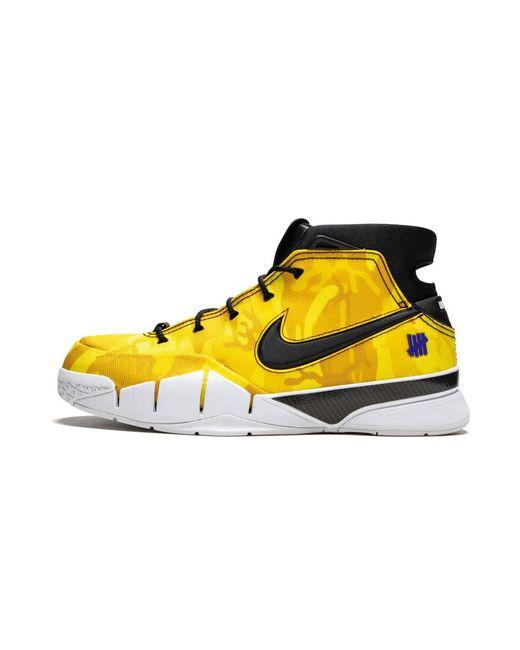 389cea288b5d Nike Kobe 1 Protro Undftd Pe Multi collegiate Orange  lebron Pe ...