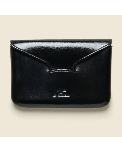 Il Bussetto - Business Card Holder - Black for Men - Lyst