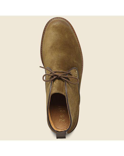 9618671c08ad ... Shoe The Bear - Dalton Suede Chukka - Light Brown for Men - Lyst ...