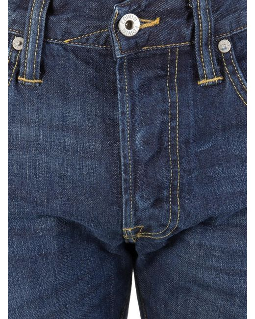 55 Jeans In For Denim Ed Edwin Tapered Kingston Blue pIqw1SR