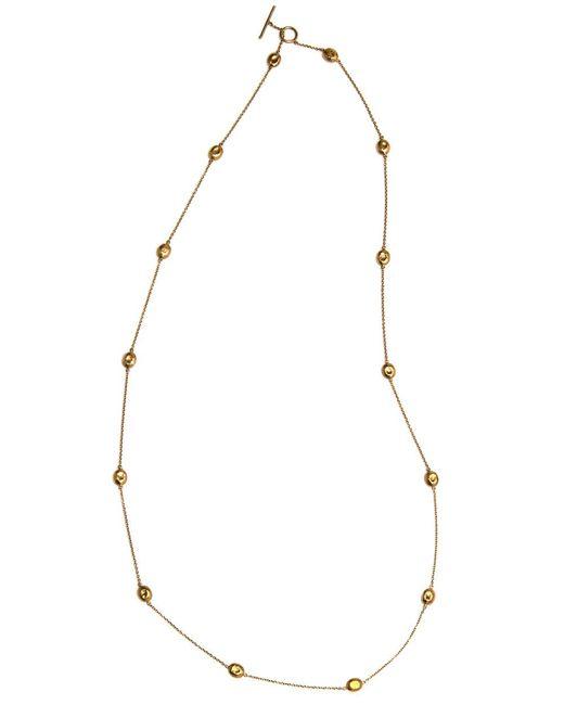 Yossi Harari - Metallic Roxanne Mini Wrap Chain Necklace - Lyst