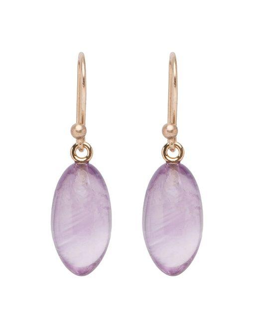 Ted Muehling | Multicolor Amethyst Berry Earrings | Lyst