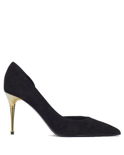 Plain Black Dc Shoes Size