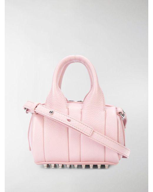 Alexander Wang - Pink Rockie Mini Bag - Lyst