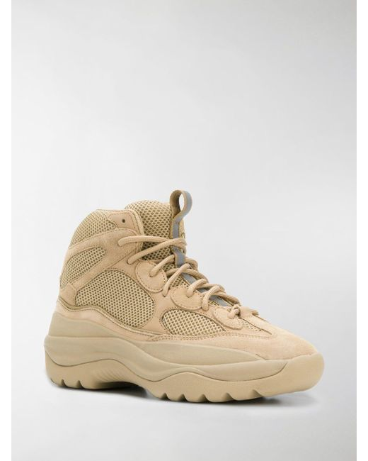 ae6533e15 Lyst - Yeezy Desert Boot Taupe in Natural for Men - Save 65%