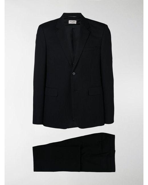 Saint Laurent - Black Classic Two-piece Formal Suit for Men - Lyst