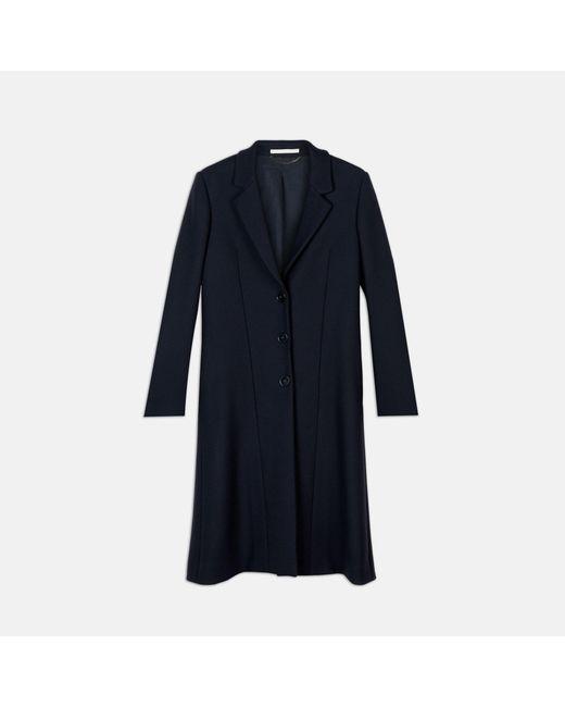 Stella McCartney - Katie Blue Wool Coat - Lyst