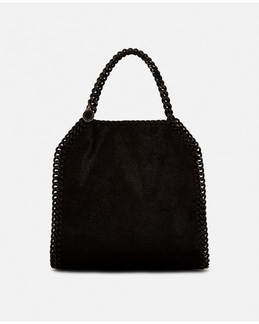 c5042239ef2d Stella McCartney - Black Falabella Tote Bag - Lyst ...