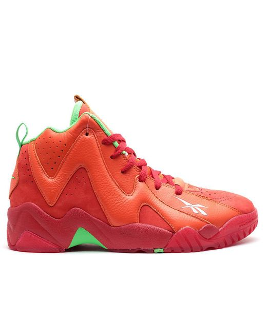 new arrival d7cea 8832a Lyst - Reebok Kamikaze Ii Packer Shoes Chili Pepper in Red for Men