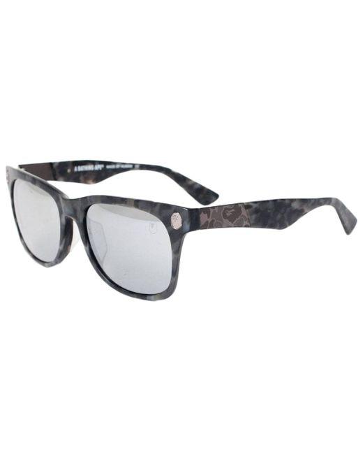 dd9f91f5 A Bathing Ape Bs13043 Sunglasses Gray in Gray for Men - Lyst