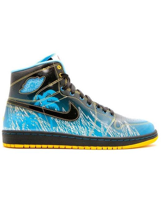 cc654d96c7545 Lyst - Nike 1 Retro Doernbecher Mr. Boober in Blue for Men