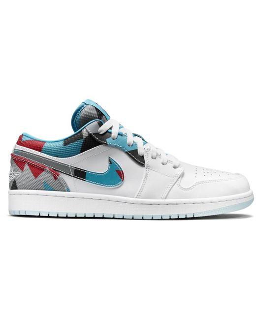 a886f7b2 Lyst - Nike 1 Retro Low N7 in Blue for Men