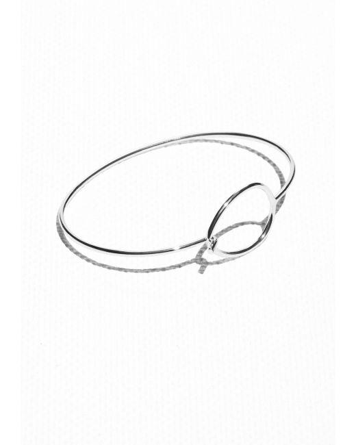 & Other Stories   Metallic Droplet Bracelet   Lyst
