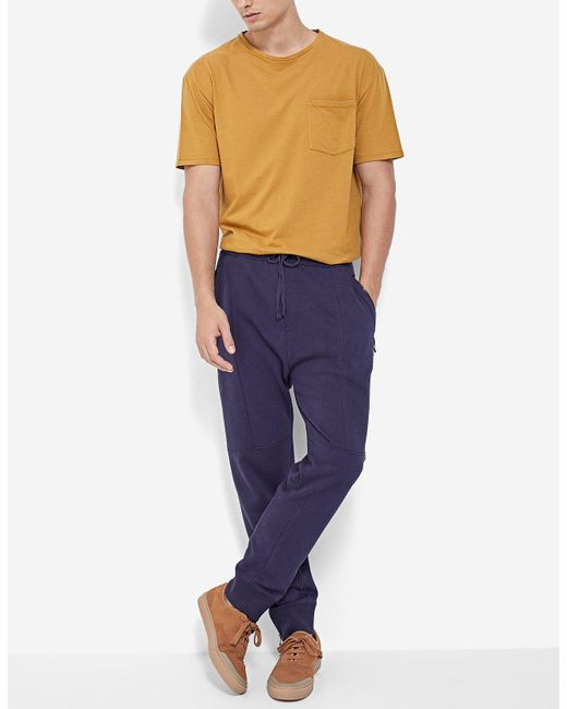 Stradivarius | Multicolor T-shirt With Pocket And Rips for Men | Lyst