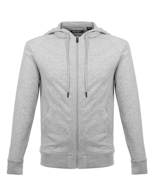 Wolsey - Gray Brushed Grey Marl Wkm10 for Men - Lyst