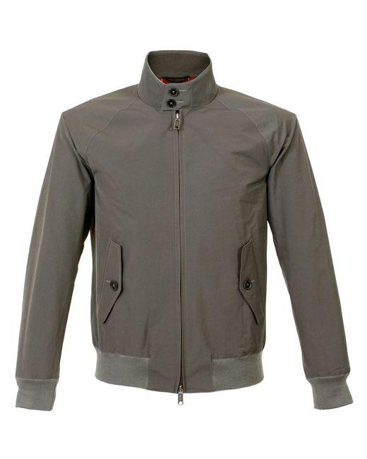 Baracuta   Multicolor G9 Original Harrington Slate Jacket for Men   Lyst