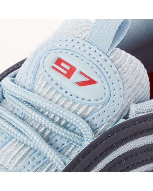 ... Nike - Blue Air Max 97 Premium - Dark Obsidian for Men - Lyst ... 698e76bef