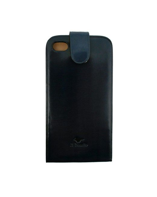 Il Bussetto | Iphone Leather Case Blue 14 021 for Men | Lyst