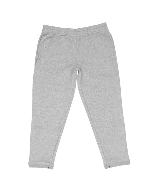 Wolsey - Gray Brushed Soft Handle Grey Sweatpants for Men - Lyst