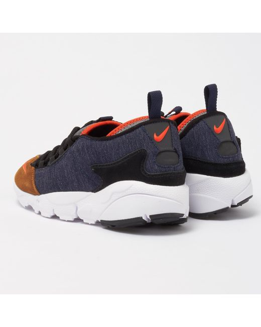 ... Nike - Blue Obsidian Air Footscape Nm for Men - Lyst ... bf913d6d4