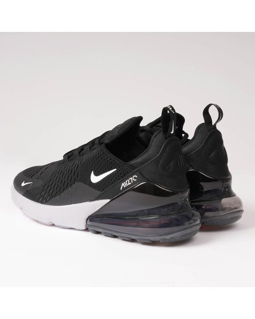 the latest 5c790 3baa0 ... Lyst Nike - Air Max 270 - Black, Anthracite   White for Men ...