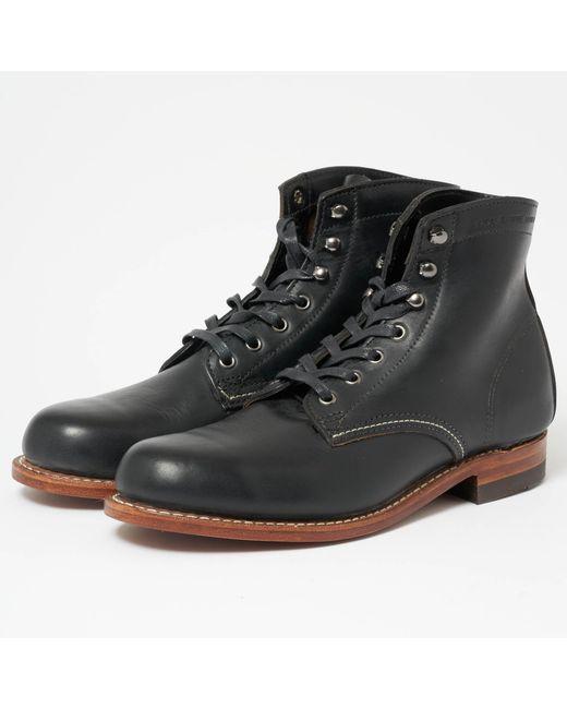 57e8cabd5f85 Lyst - Wolverine Wolverine Original Black Boot in Black for Men ...